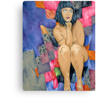 Transfigured Canvas Print