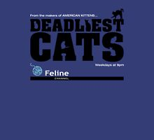 Deadliest Cats Unisex T-Shirt