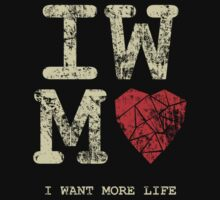 I Want More Life Baby Tee