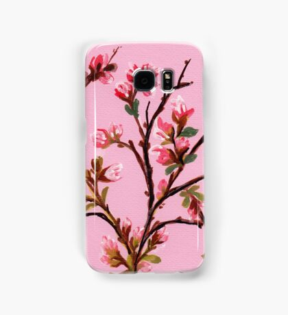 Cherry Blossoms from Amphai Samsung Galaxy Case/Skin
