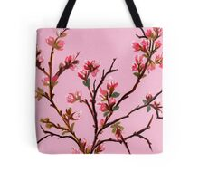 Cherry Blossoms from Amphai Tote Bag