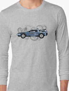 Back to Gallifrey Long Sleeve T-Shirt