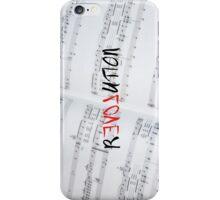 Revolution Phone iPhone Case/Skin