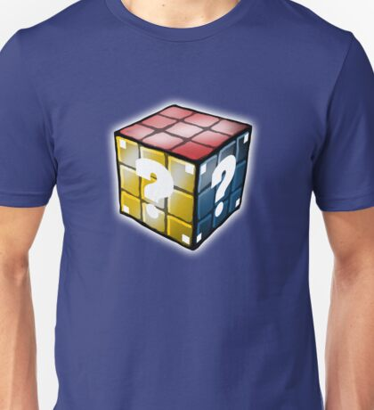 Rubiko's Question Cube Unisex T-Shirt