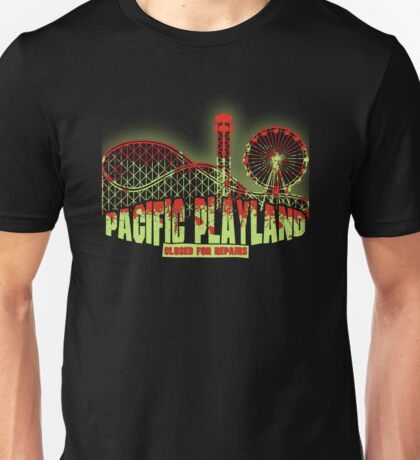 Pacific Playland - Closed for Repairs Unisex T-Shirt