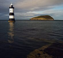 Penmon Lighthouse by Andrew Jackson