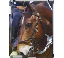 Gallant Steed iPad Case/Skin