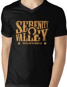 Serenity Valley Mens V-Neck T-Shirt