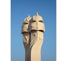 Gaudi Photographic Print