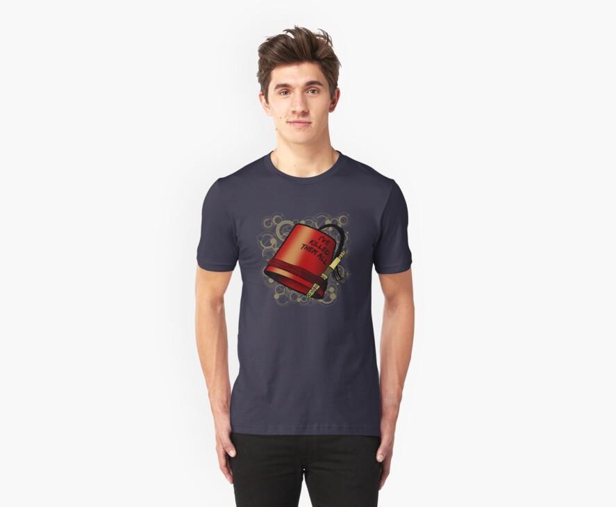 Fear Me by robotrobotROBOT