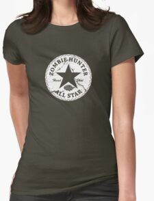 Zombie All Star Womens Fitted T-Shirt