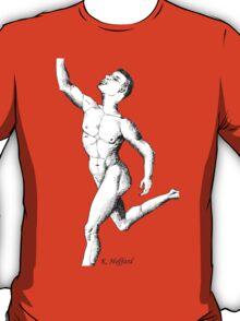 Anatomy of a Dancer T-Shirt