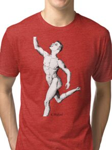 Anatomy of a Dancer Tri-blend T-Shirt