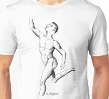 Anatomy of a Dancer Unisex T-Shirt