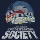 The Self Preservation Society by robotrobotROBOT