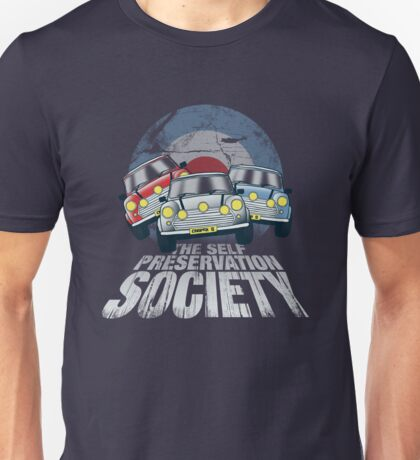 The Self Preservation Society T-Shirt
