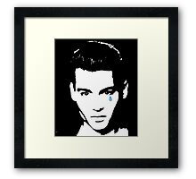 Cry Baby-JD  Framed Print