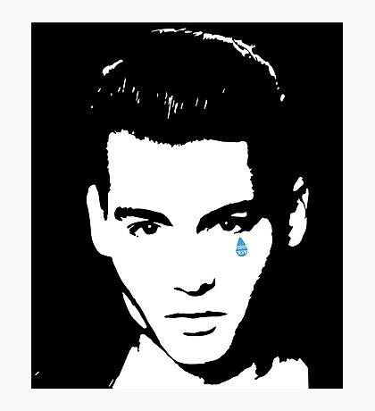 Cry Baby-JD  Photographic Print