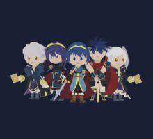 Chibi Fire Emblem Gang Kids Clothes
