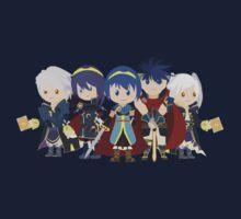 Chibi Fire Emblem Gang Kids Tee