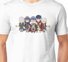 Chibi Fire Emblem Gang Unisex T-Shirt