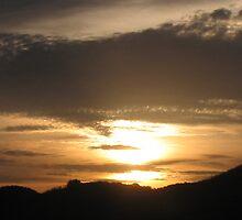 The Rising Sun by Jvilla822