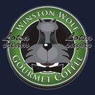 Winston Wolf: Gourmet Coffee. by robotrobotROBOT