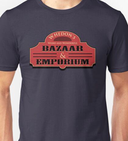 Whedon's Bazaar and Emporium T-Shirt
