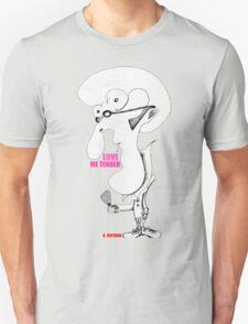 Elvis Impersonator - Love Me Tender Unisex T-Shirt