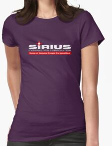 Sirius Cybernetics Corporation Womens Fitted T-Shirt