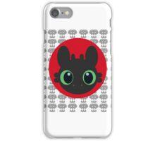 Toothless V.2 iPhone Case/Skin