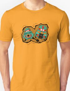 Black Hole Bots Unisex T-Shirt
