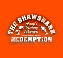 Andy's Fishing Charters - The Shawshank Redemption Kids Tee