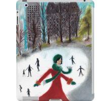 Skating Sally iPad Case/Skin