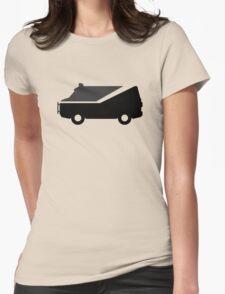 A-Team Van. Womens Fitted T-Shirt