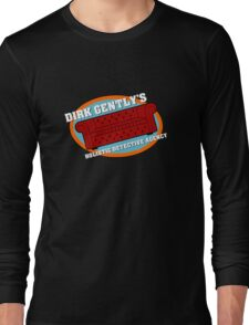 Dirk Gently's Holistic Detective Agency Logo T-Shirt