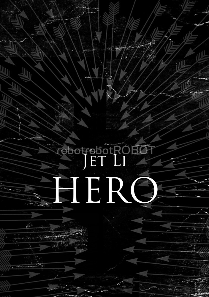 Hero - Black by robotrobotROBOT