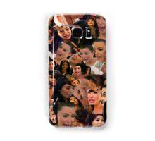 Kim kardashian crying collage Samsung Galaxy Case/Skin