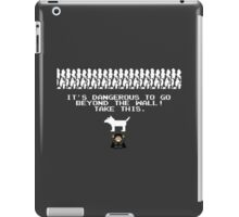 Dangerous North iPad Case/Skin
