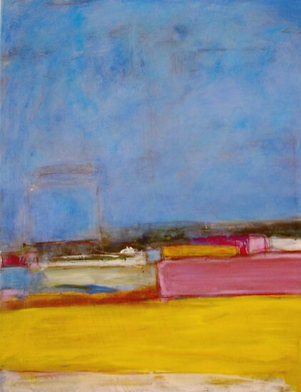 Industrial I by Susan Grissom