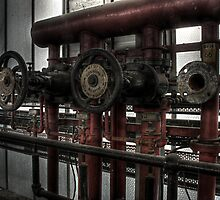 Valves by Richard Shepherd