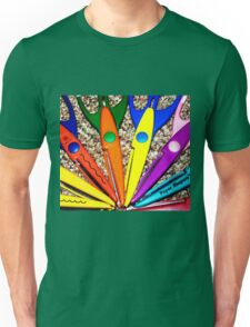 Paper Shapers Unisex T-Shirt