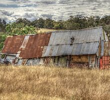 The old barn by garyparkinson