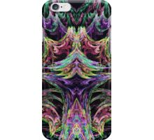 Apophysis Fractal 22 iPhone Case/Skin