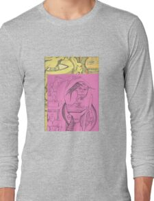 keen observation Long Sleeve T-Shirt