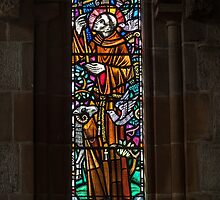 Stained Glass Window by TonySlattery