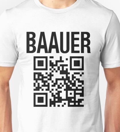 Baauer QR Code Unisex T-Shirt