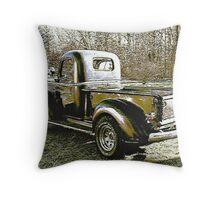 1946 Half Ton Throw Pillow