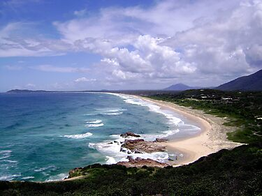 Up North on the East Coast looking South (New South Wales) by Kitsmumma