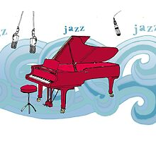 Jazz Piano by Susan Craig